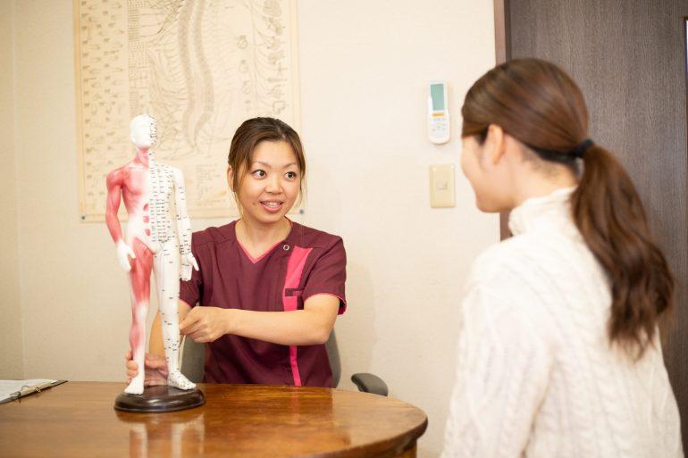 自律神経の乱れ|名取市の鍼灸治療院