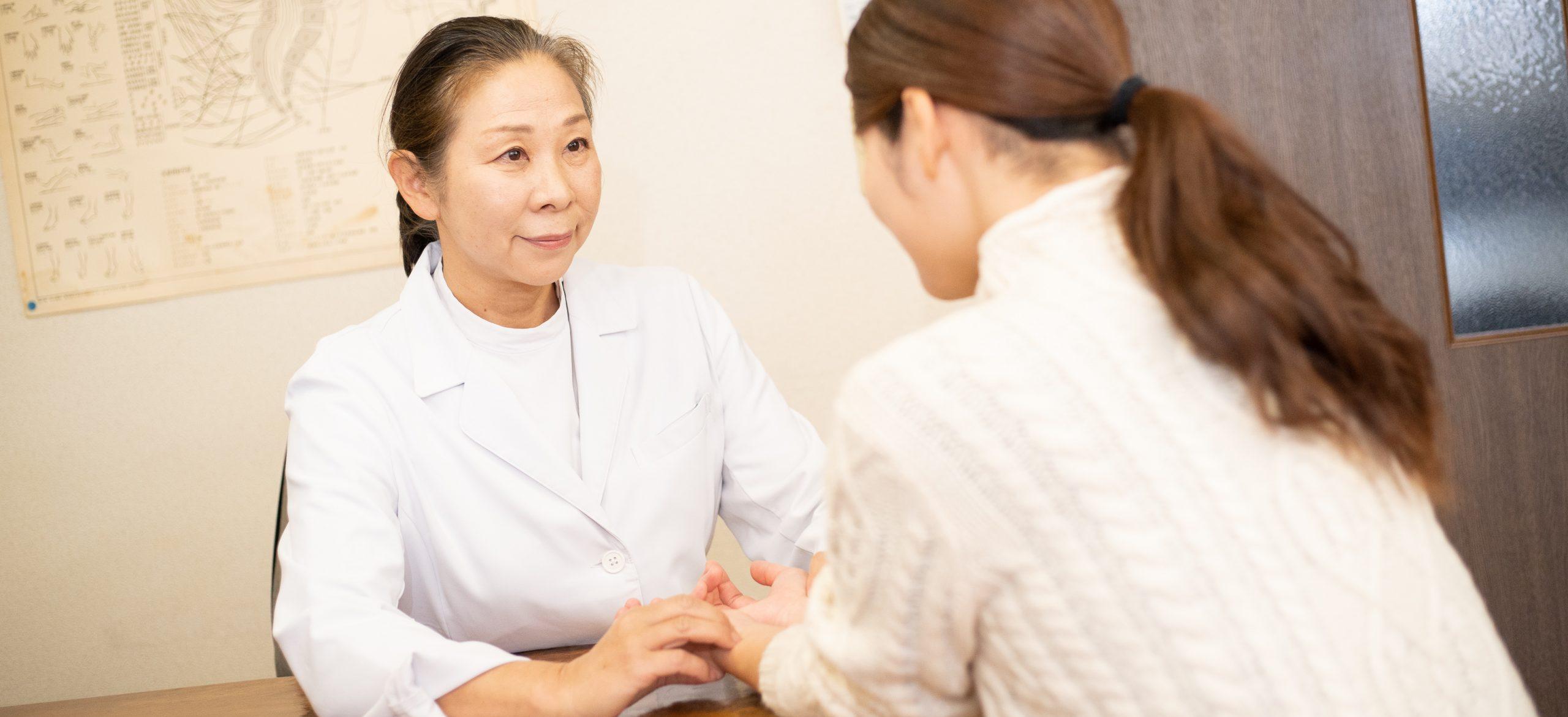 婦人科系疾患には鍼灸治療 名取市