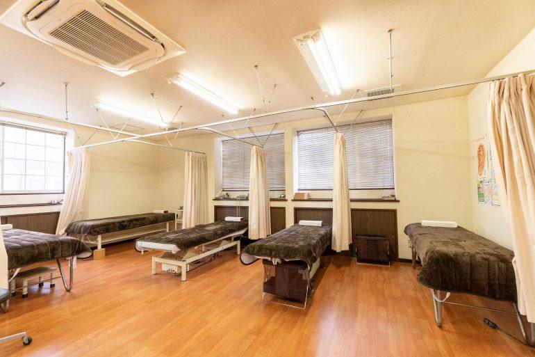 名取市の鍼灸院