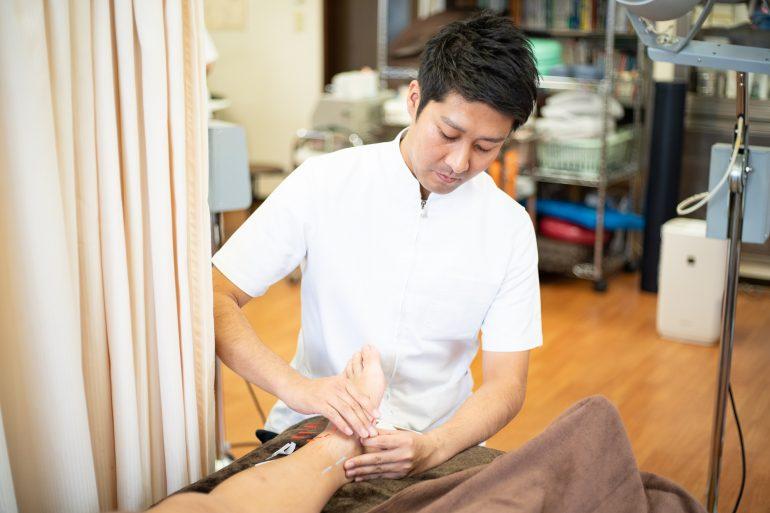 鍼灸治療|名取市の名取中央治療院
