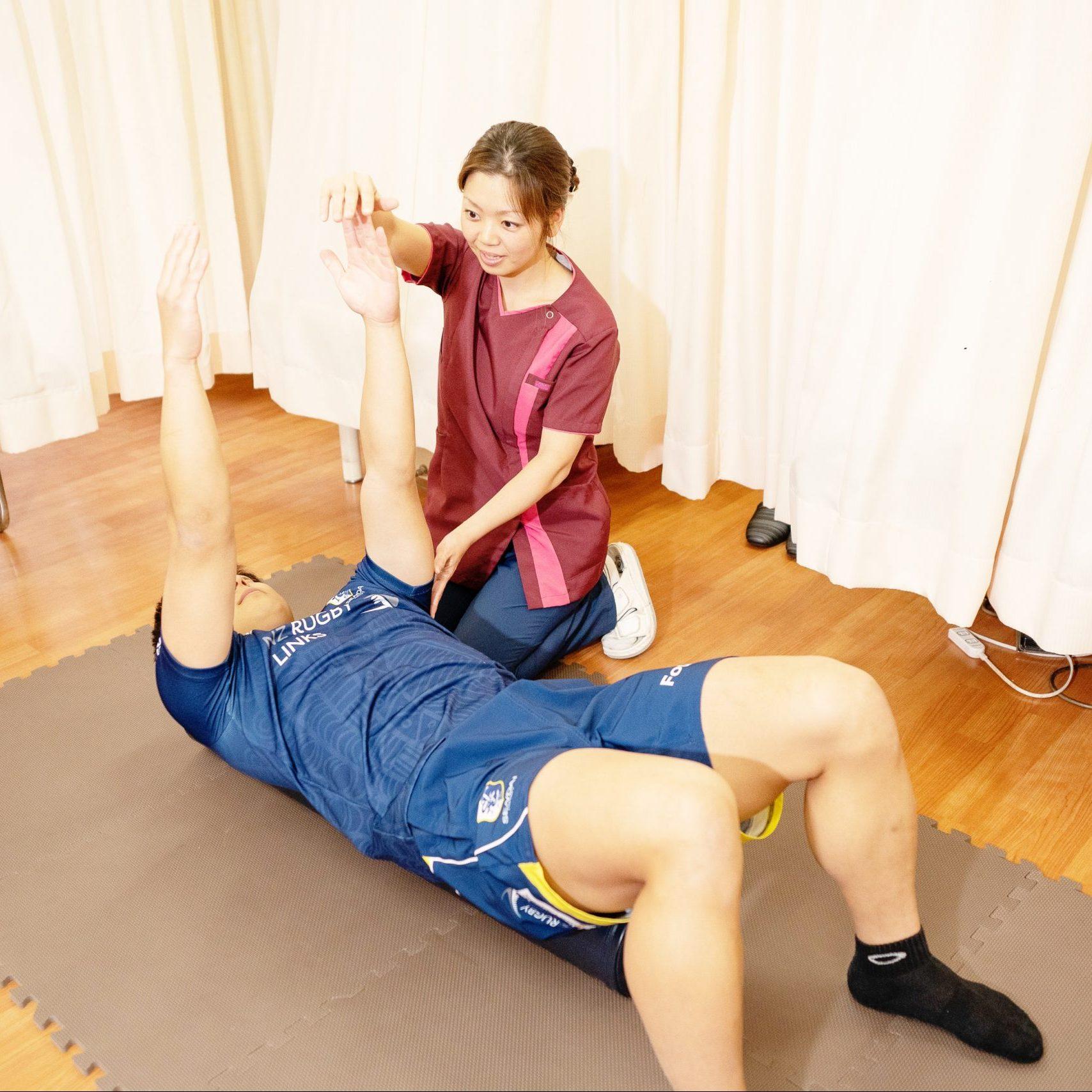 トレーニング指導